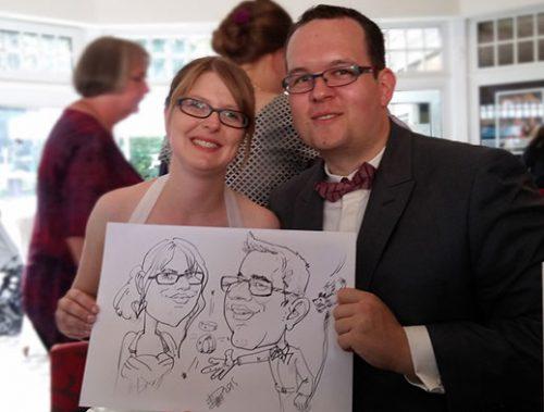 Hochzeit_live_karikatur