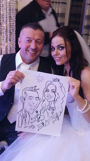 Hochzeit_karikatur