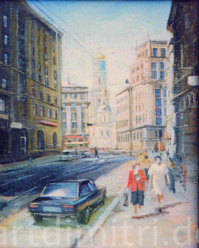 Stadtmotiv, Charkiv
