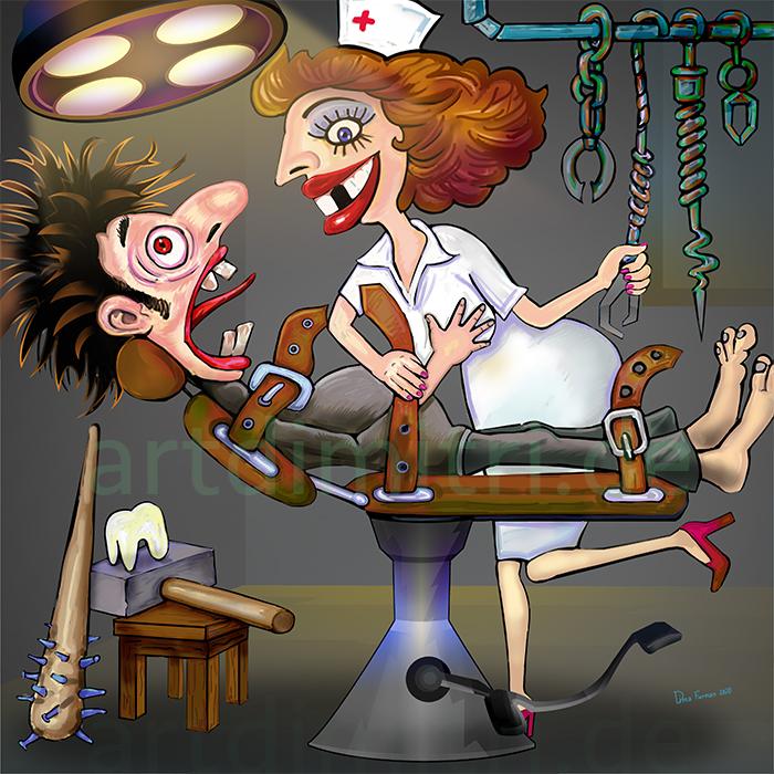 beim ZahnArzt