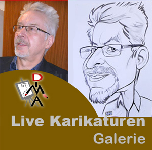 live karikaturen