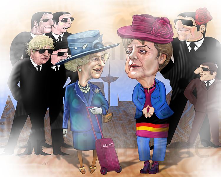 Merkel_Königin